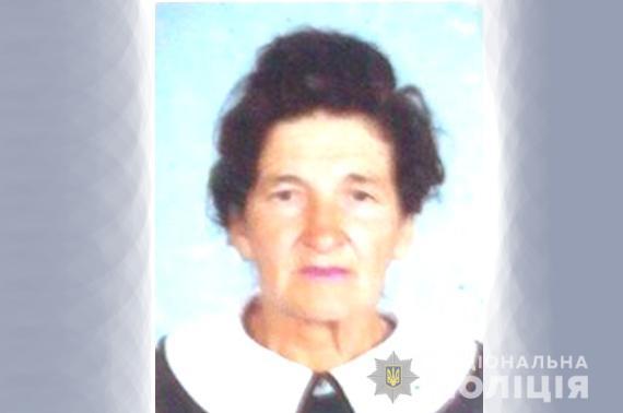 На Волині розшукують зниклу 79-річну жінку