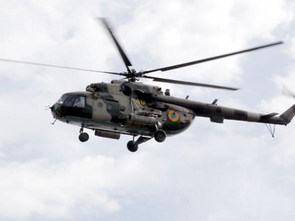На Рівненщині під час навчального польоту впав гелікоптер: четверо загиблих