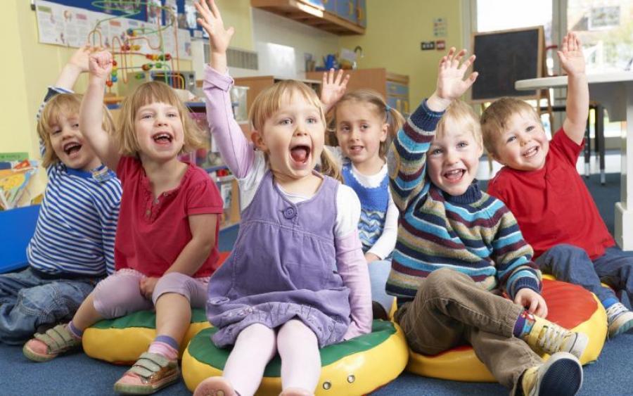 На Волині майже 38 тисяч дошкільнят