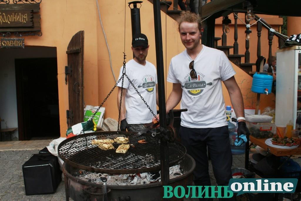 Другий день «Lutsk Food Fest: Гастротур». ФОТОРЕПОРТАЖ