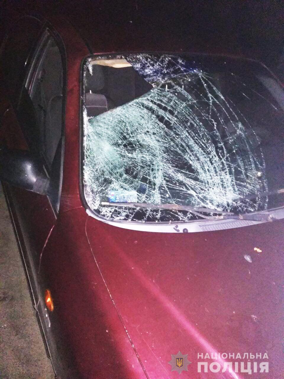 На Волині п'яний водій збив пішохода, хлопець у реанімації