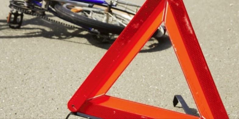 На Волині 19-річна водійка збила п'яного велосипедиста