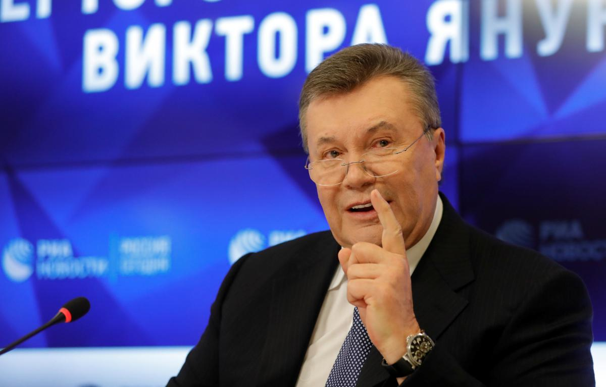 Янукович домагається покарання свого державного захисника