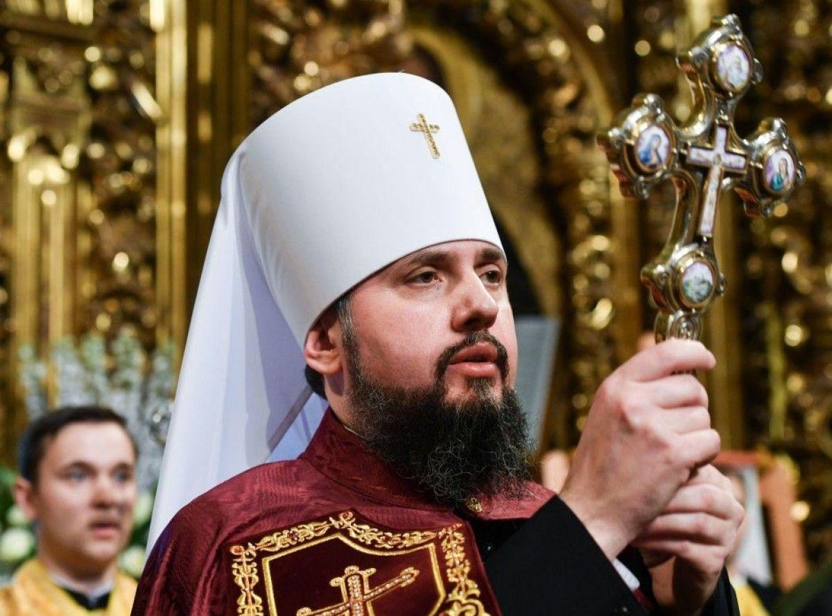 «Це втрата Томосу», – Епіфаній про намір повернути Київський патріархат