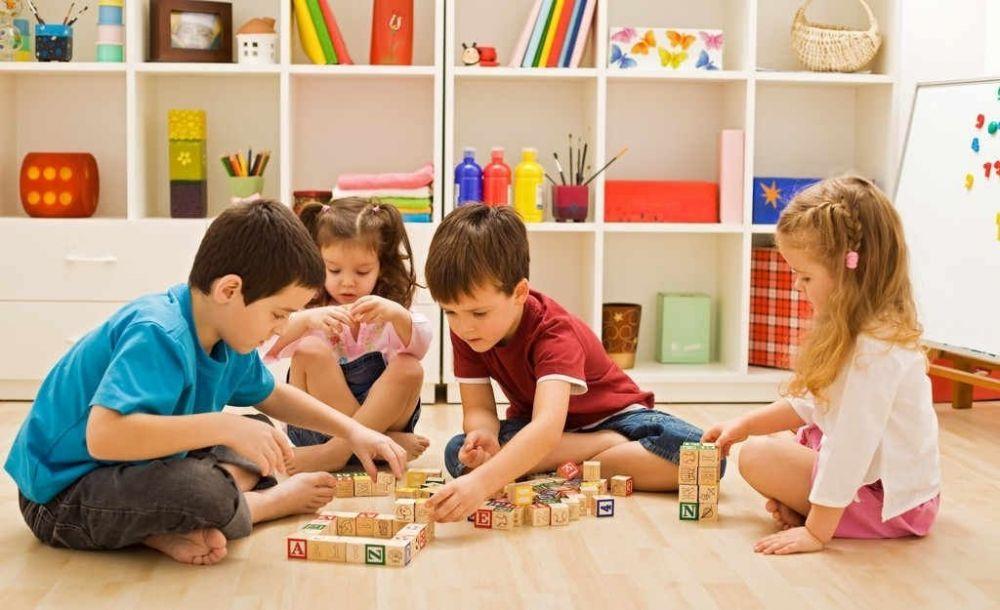 У місті на Волині влітку працюватимуть тільки два дитячі садки