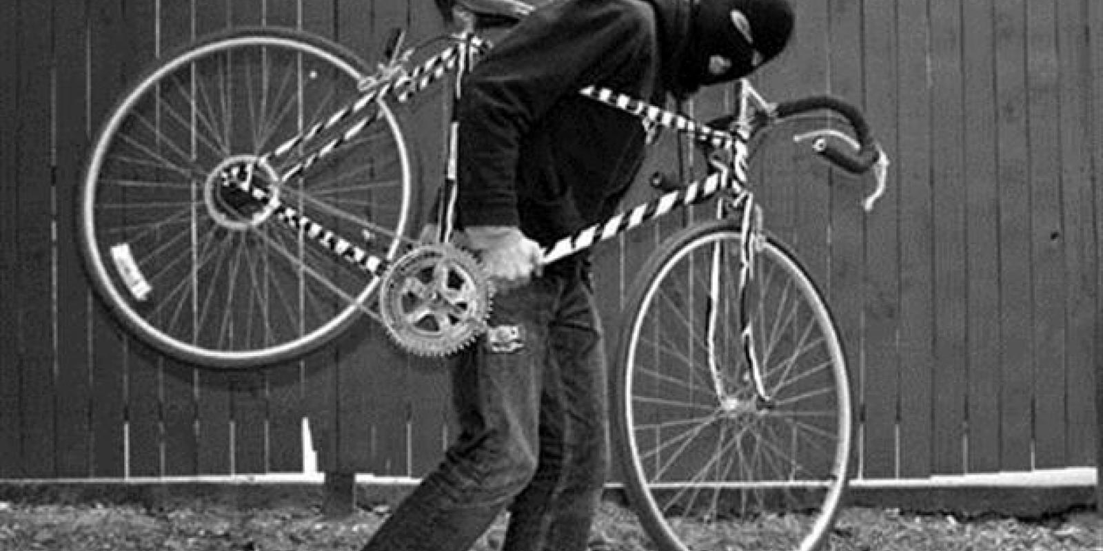 На Волині викрили велосипедного злодія