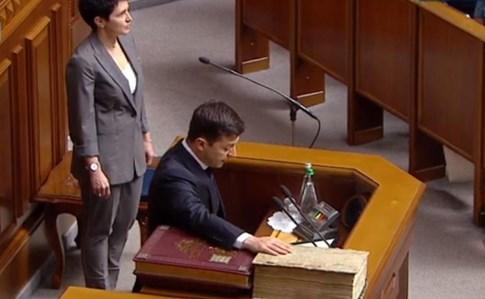 Зеленський закликав Уряд піти у відставку та розпускатиме Верховну Раду