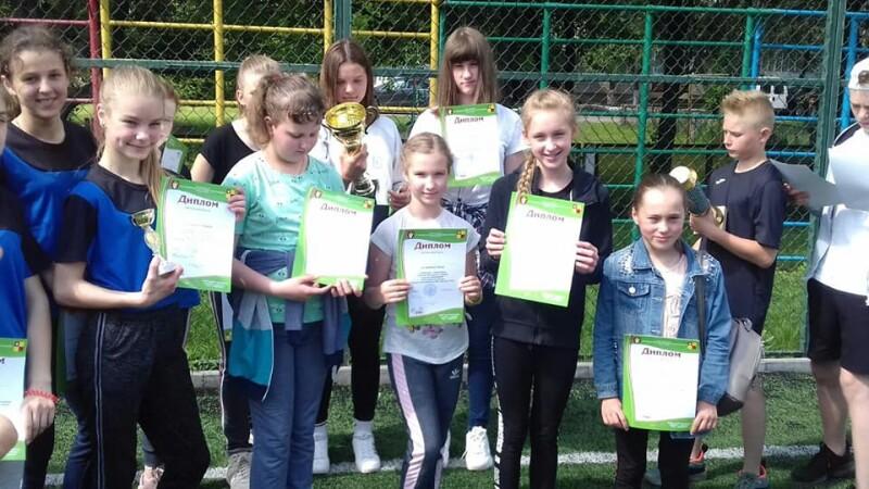 У Луцьку відбувся Фестиваль спорту з нагоди Міжнародного дня захисту дітей. ФОТО