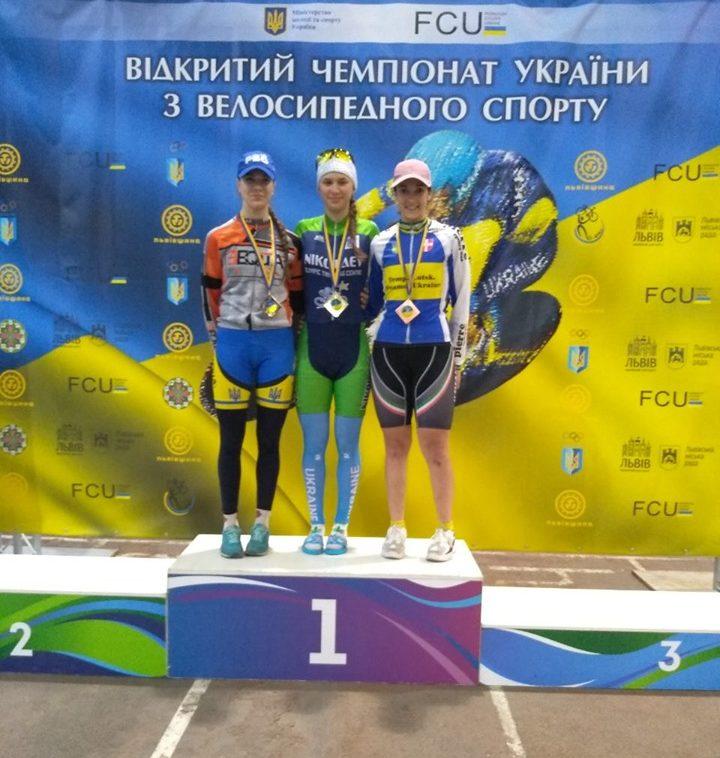Луцькі велосипедисти здобули медалі на чемпіонаті у Львові. ФОТО
