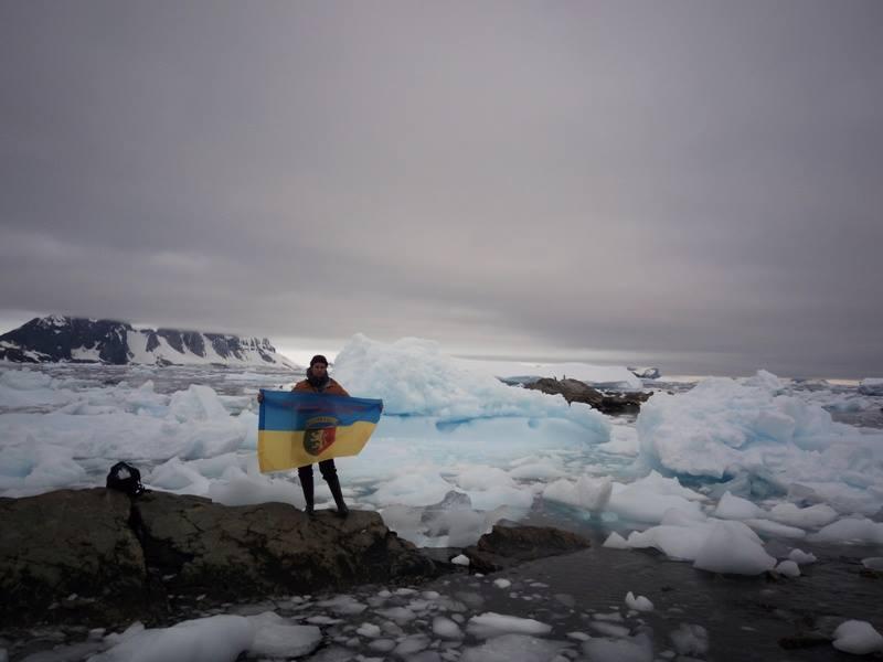 На «Lutsk Food Fest» їде чоловік, який автостопом дістався Антарктиди
