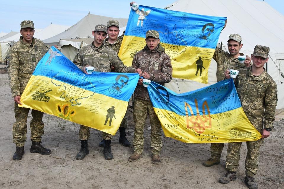 Волинська механізована бригада отримала надзвичайні подарунки