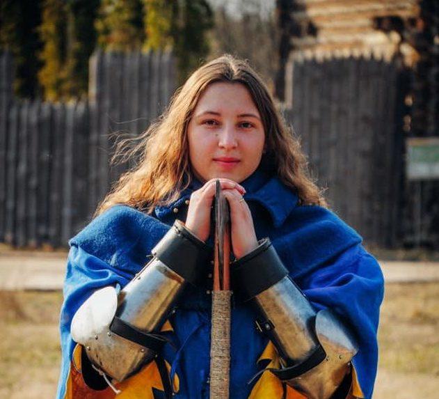Лучанка представлятиме місто на Чемпіонаті світу з середньовічного бою