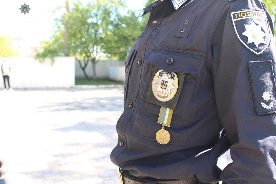 У патрульній поліції Волині відзначили тих, хто воював на Сході. ФОТО