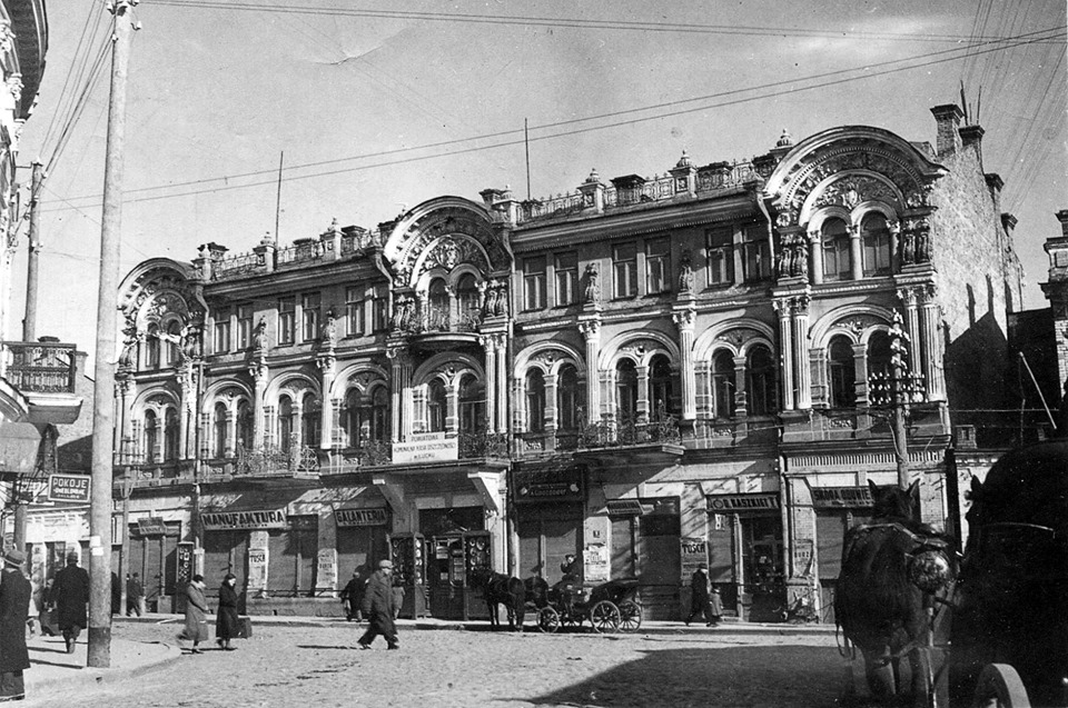 Луцьк представлять у фотознімках першої половини XX століття