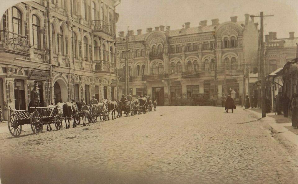 Луцьк часів Першої світової війни. РЕТРОФОТО