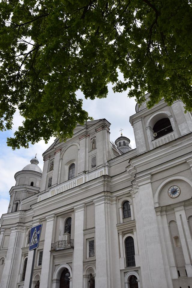 Лучани дізналися таємниці костелу святих апостолів Петра і Павла. ФОТО