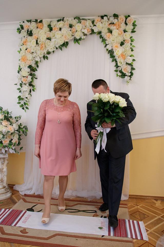 Перший заступник голови Волиньради одружився