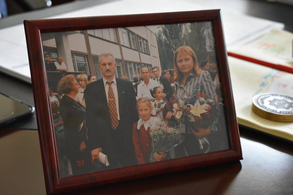 Савченко поділився спогадами про дитинство доньки: як купав її та як не давав спати пару днів