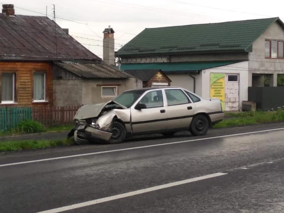 Шукають свідків автопригоди, яка трапилась поблизу Луцька. ФОТО