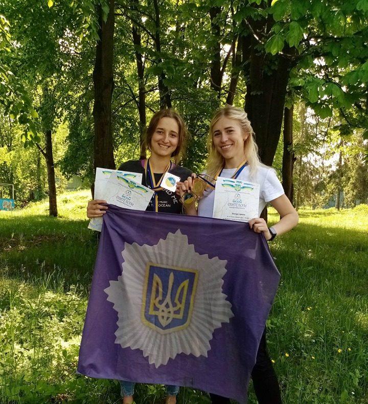 Волинянка отримала бронзу на чемпіонаті України з рогейну. ФОТО