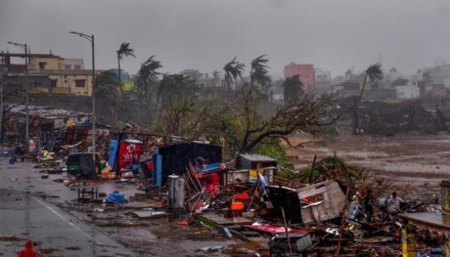 Циклон «Фані» забрав життя 12 осіб в Індії