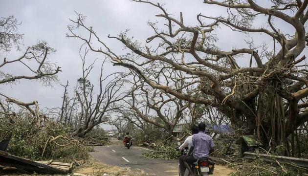 В Індії кількість загиблих від циклону «Фані» зросла до 33
