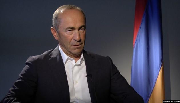 Екс-президента Вірменії Кочаряна звільнили з-під варти