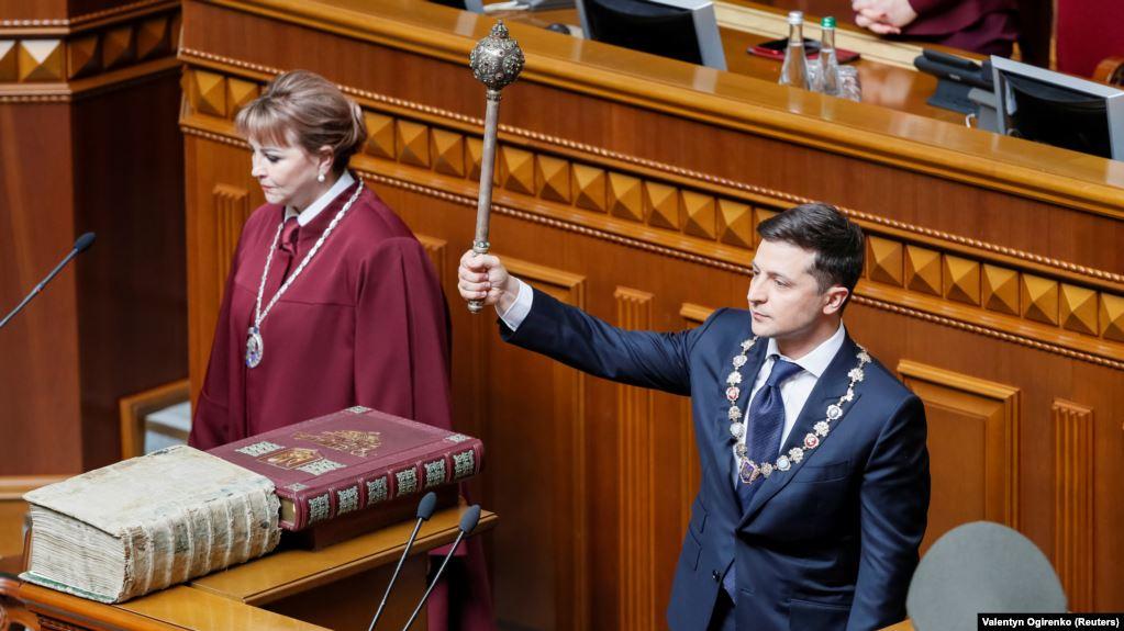 Зеленський підписав указ про розпуск Верховної Ради та призначення виборів