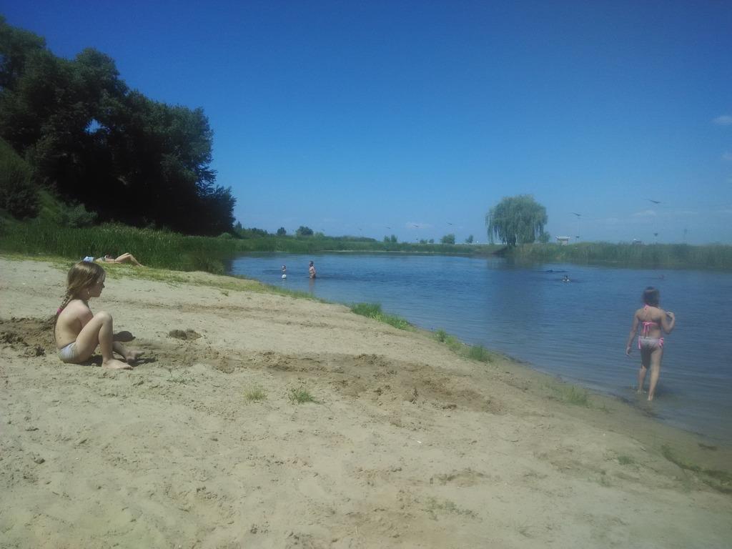 Незабаром у місті на Волині розпочнеться купальний сезон