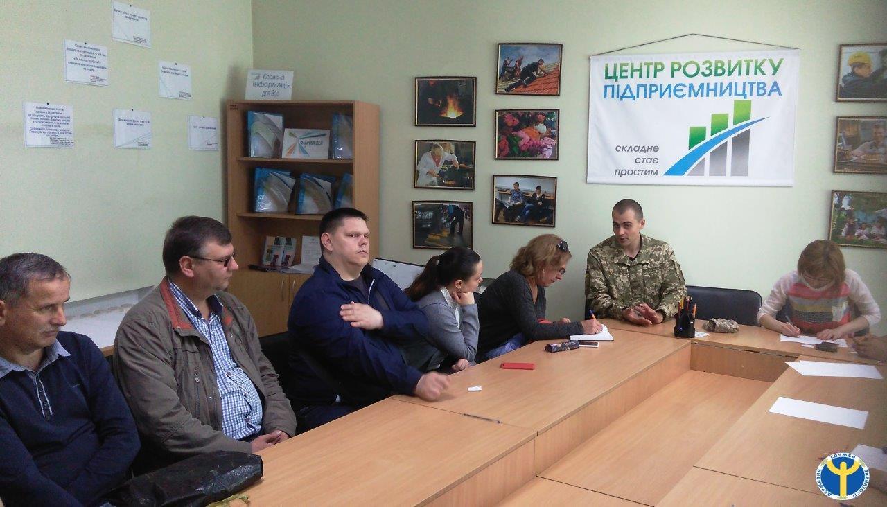 У Луцьку розповіли про вакансії у військовій частині