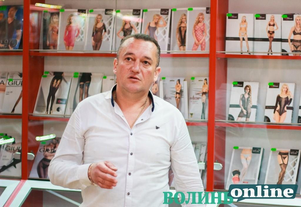 Власник луцького магазину інтимних товарів: «Секс-шоп – як друга аптека»*