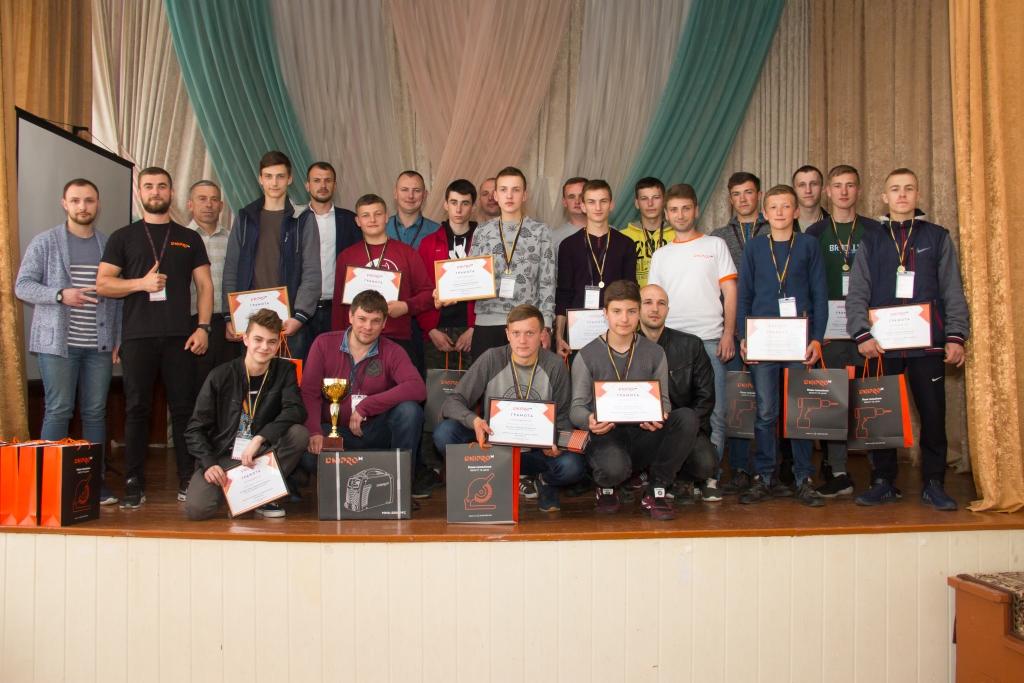 Назвали «Кращого зварювальника «Dnipro-M» у Волинській області