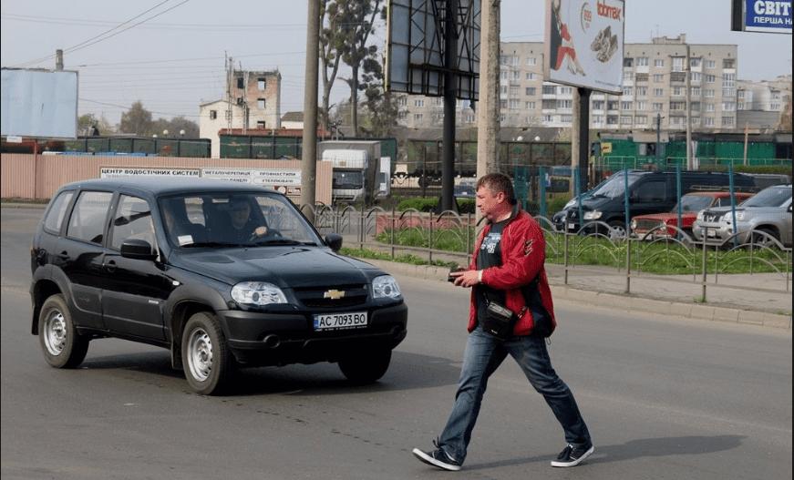 Опублікували перелік місць у Луцьку, де виникає найбільше аварійних ситуацій. ВІДЕО