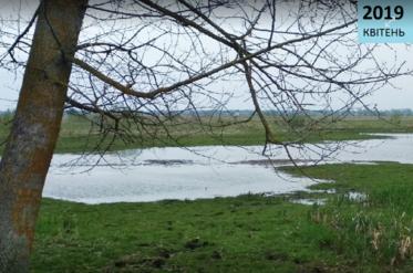 На Волині обміліла річка та зникає вода у криницях