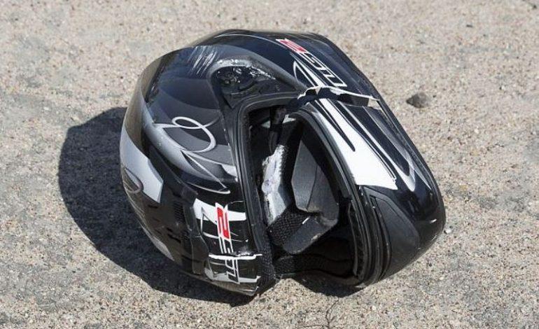 У місті на Волині мотоцикліст зіткнувся із автомобілем