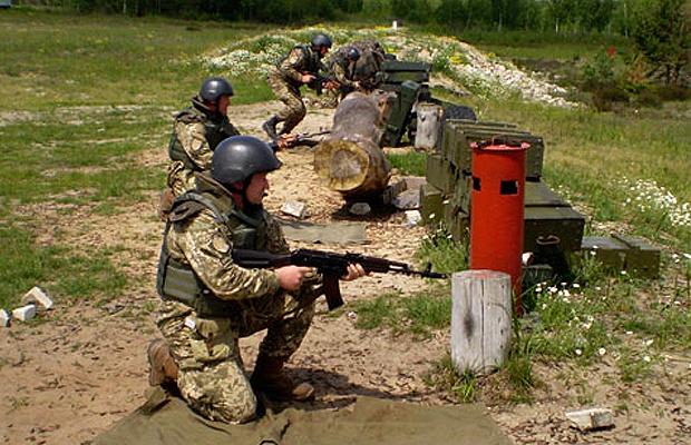 На околиці волинського селища стрілятимуть прикордонники