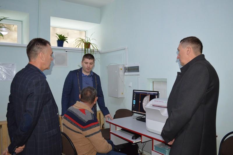 У Ковельському МТМО оновили онкологічний кабінет. ФОТО