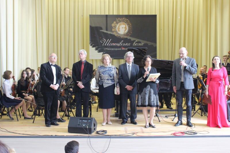 У Луцьку урочисто відкрили міжнародний конкурс піаністів «Шопенівська весна»