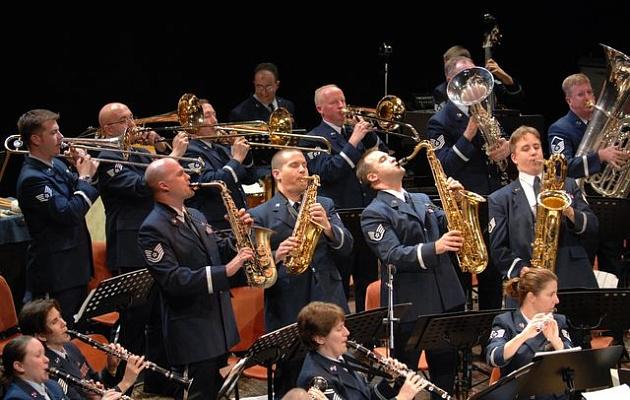 У Луцьку відбудеться концерт духового оркестру Повітряних Сил Збройних Сил України