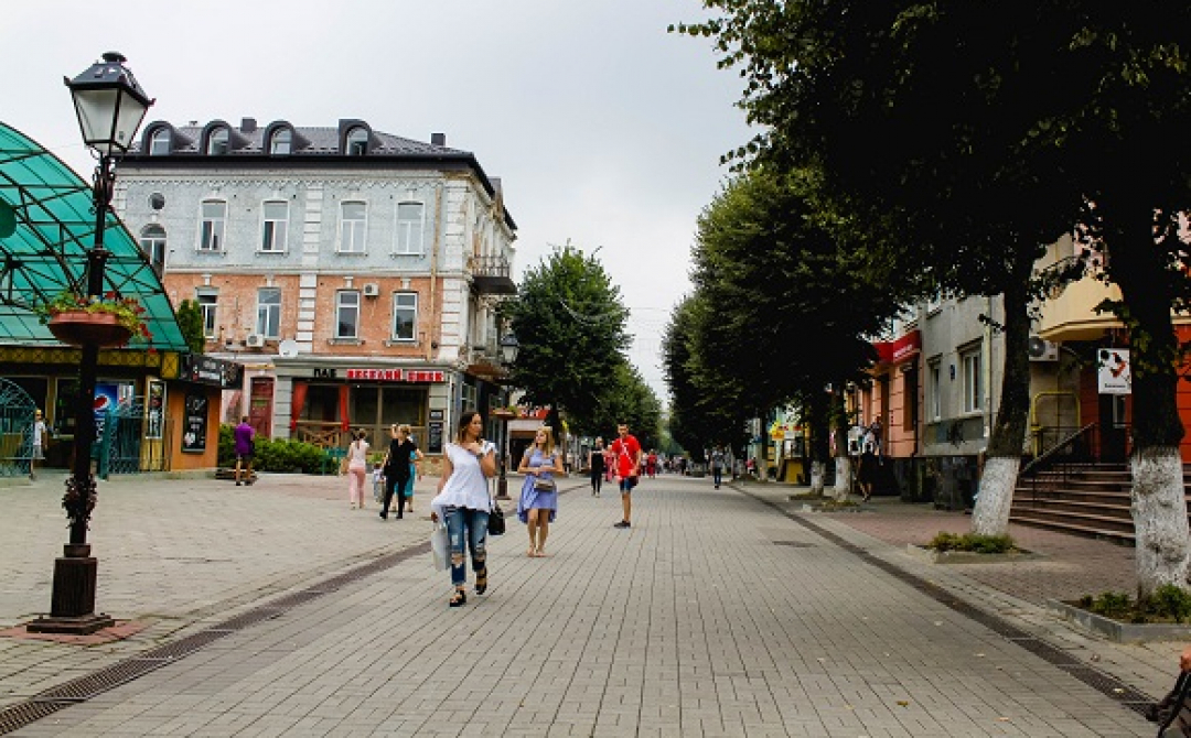 У Луцьку тимчасово перекриють одну з центральних вулиць