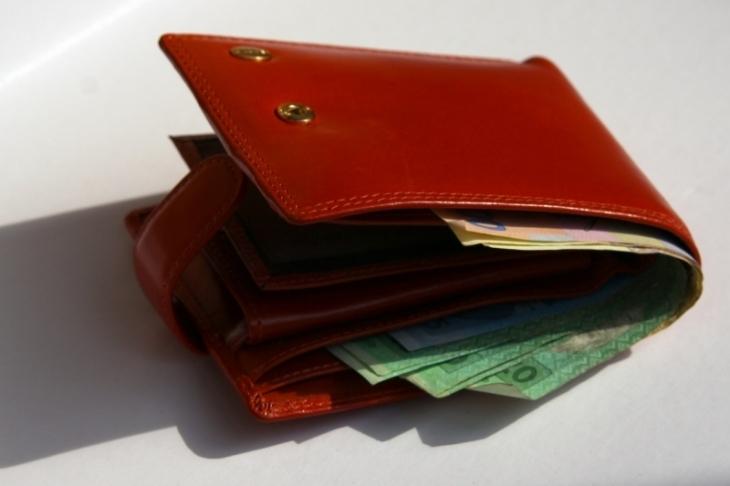 У луцькому магазині поцупили гаманець із чималою сумою грошей. ФОТО