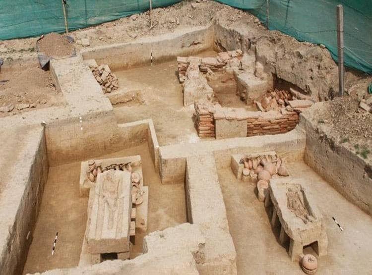 В Індії археологи відшукали гробницю часів Хараппської цивілізації
