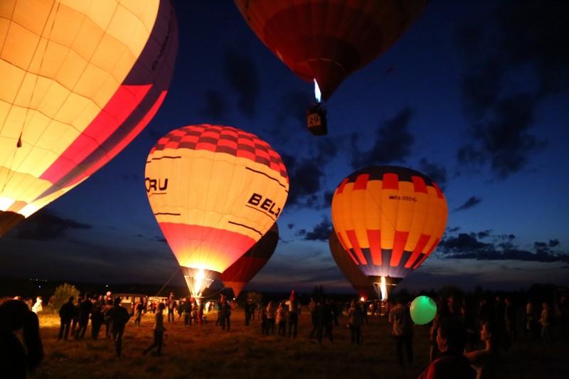 Чим дивуватимуть на карнавалі повітряних куль у Луцьку