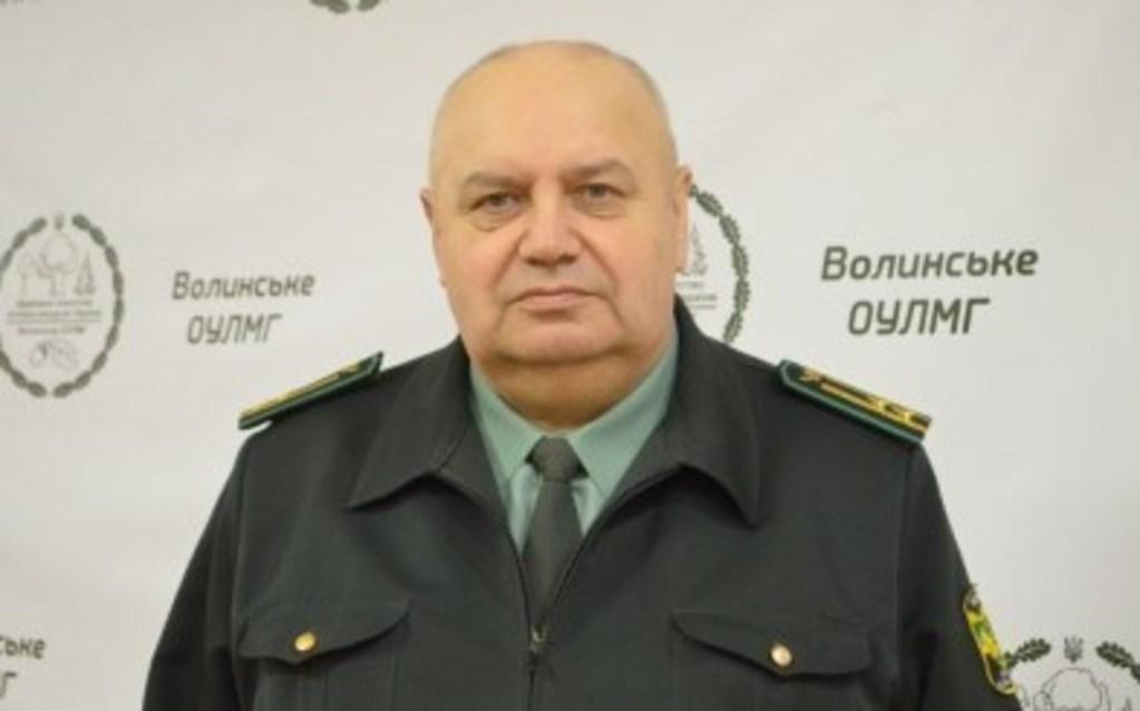 Волинського лісівника відзначили державною нагородою Президента України