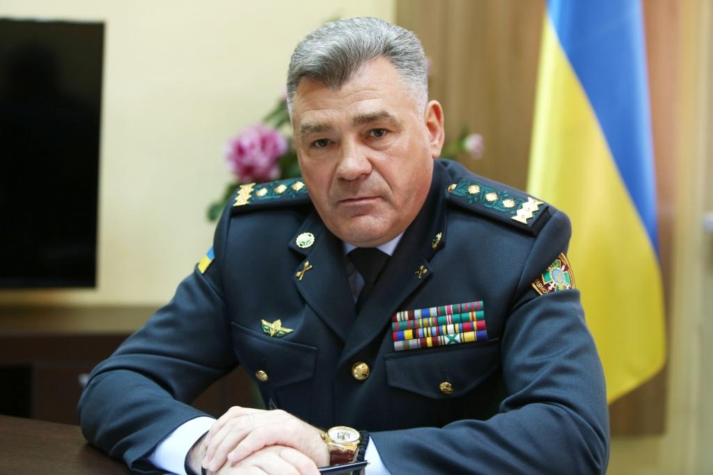 Зеленський звільнив генерала армії