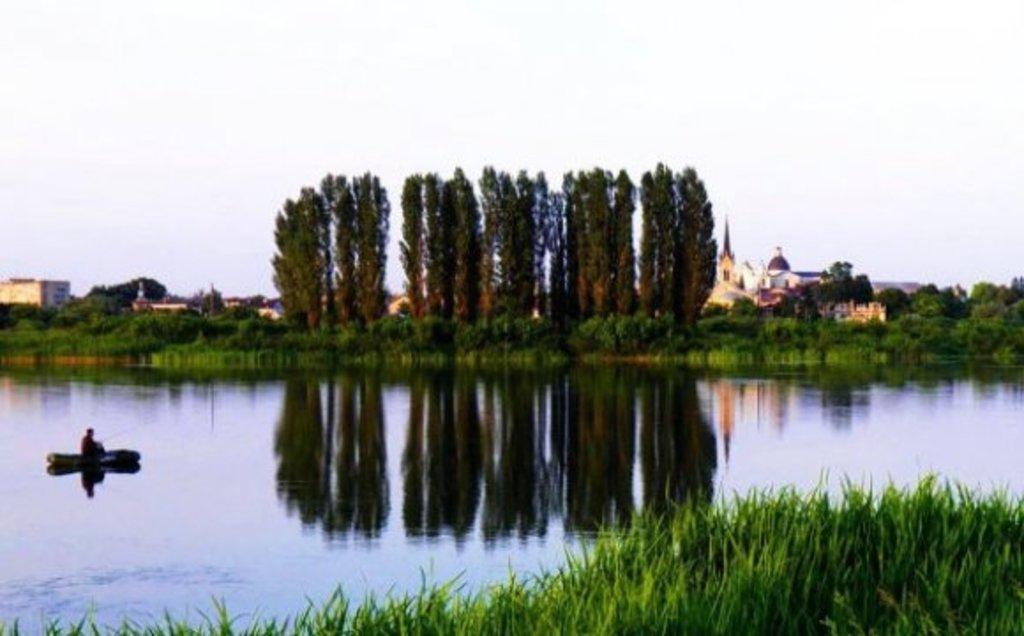 У Луцьку планують створити нову рекреаційну зону