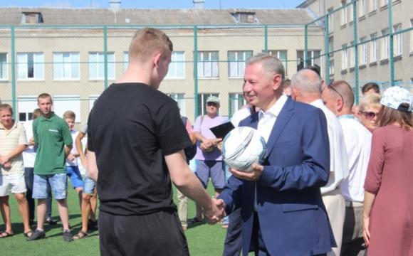 У Луцьку відбудеться чемпіонат дворового футболу пам'яті Миколи Романюка