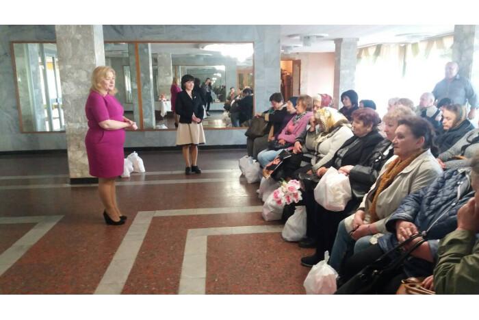 У Луцьку відбувся благодійний захід присвячений Дню матері