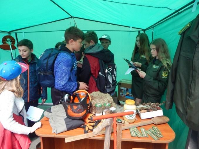 У волинському місті відбулося профорієнтаційне свято для шкільної молоді. ФОТО