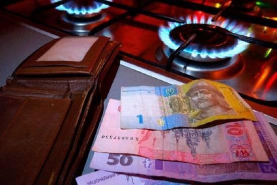 Волиняни заборгували понад 582 мільйони гривень за газ